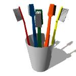 Toothbrushset