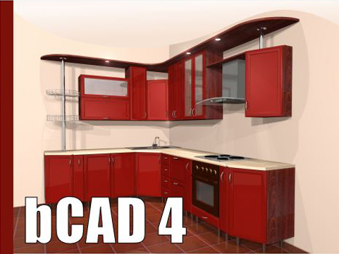 logo bCAD 4