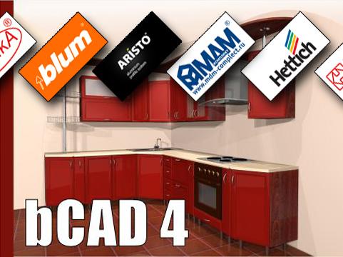 logo bCAD 4 full